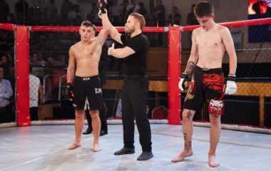 Бой Дмитрий Придыбайло против Маслюченко Одесса 22 сентября 2018 год. вес до 66 кг.
